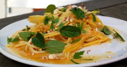 Asinan — Asian-style salad