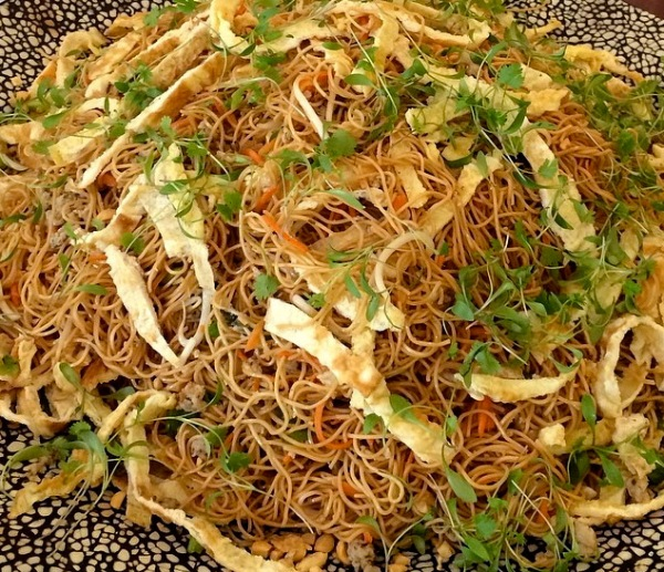 Indonesian noodles