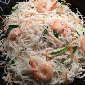 Tanamerah famous prawn noodles