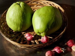 Chayote: another healthy food